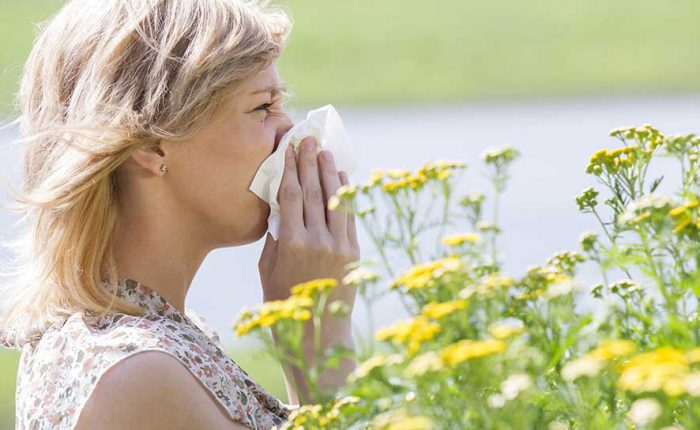 Seasonal Allergy Relief from Steamboat Medical